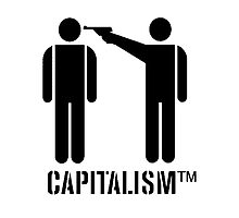 Capitalism Photographic Print