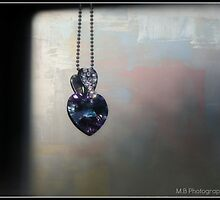 Swarovski Crystal Heart by mesmerizebeauty