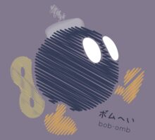 bob-omb -scribble- T-Shirt