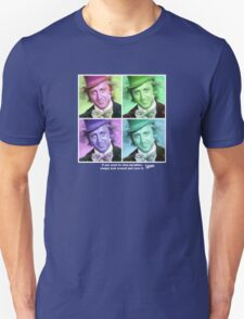 Willy Wonka Warhol T-Shirt
