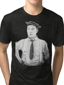 oh buster .  Tri-blend T-Shirt