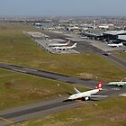 Cape Town International by Dan MacKenzie