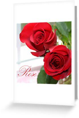 Rose by AuntDot