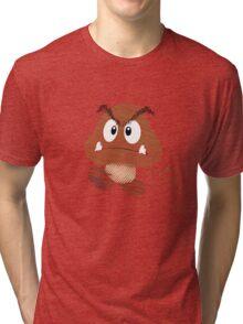 goomba -scribble- Tri-blend T-Shirt