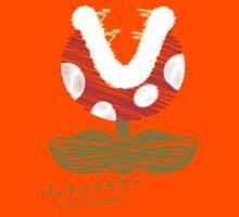 piranha plant -scribble- Kids Tee