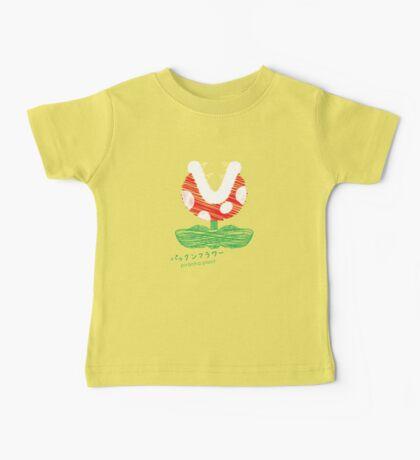 piranha plant -scribble- Baby Tee