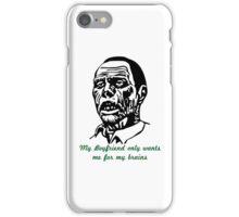 Zombie Hunter iPhone Case/Skin