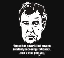 Jeremy Clarkson - SPEED Kids Clothes