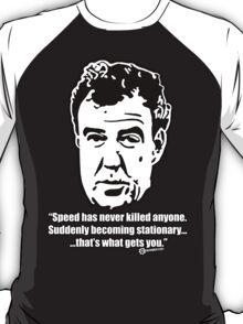 Jeremy Clarkson - SPEED T-Shirt