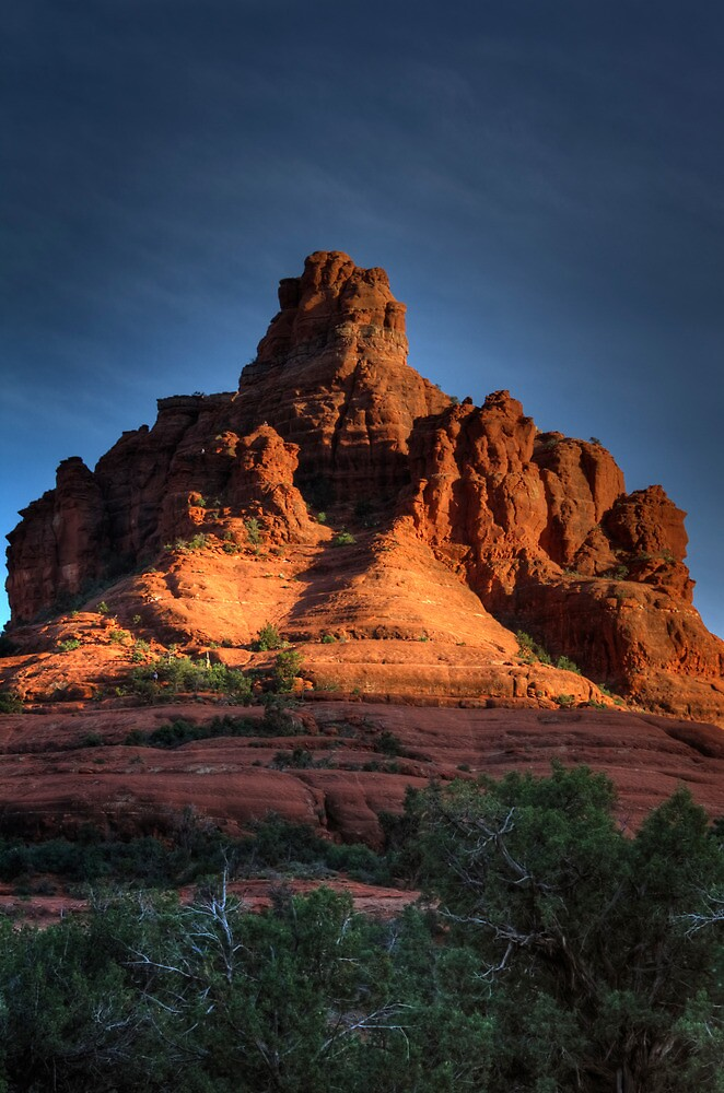 Bell Rock by Bob Larson