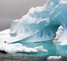 Stunning iceberg , Antarctica by geophotographic