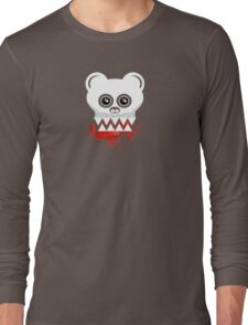 BEAR SKULL Long Sleeve T-Shirt