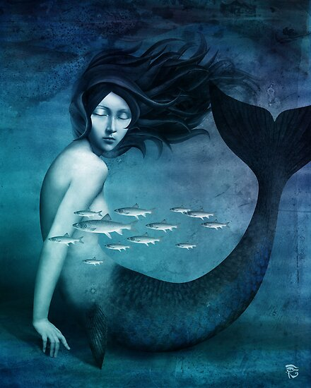 Mermaid by ChristianSchloe
