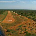 Landing at Motswari by Dan MacKenzie