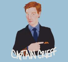 Captain Martin Crieff by Bskizzle
