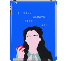 Snow White/Mary Margaret (Once Upon a Time) iPad Case/Skin