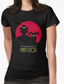 The Adventures of Man & Dog T-Shirt