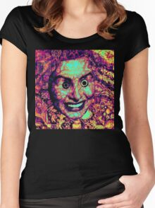 Artifacts Women's Fitted Scoop T-Shirt