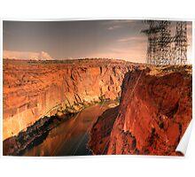 Glen Canyon Collywobbles - 1 © Poster