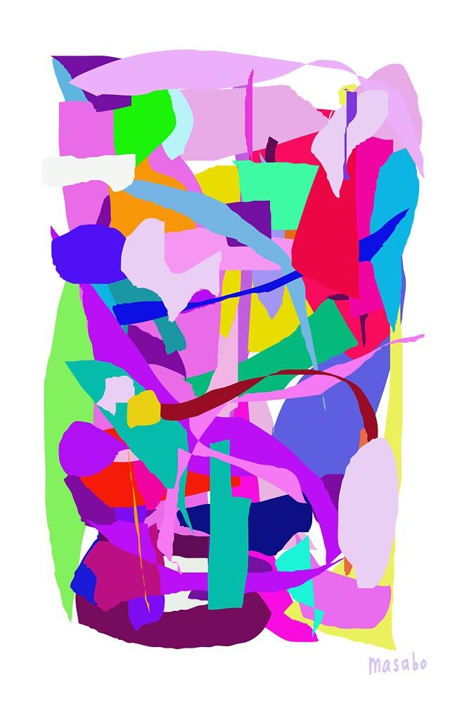 Hidden Purple  by masabo