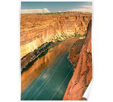 Glen Canyon Collywobbles - 2 ©  Poster
