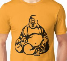 LAUGHING BUDDAH Unisex T-Shirt