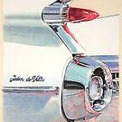 1959 Cadillac Sedan de Ville by Peter Brandt