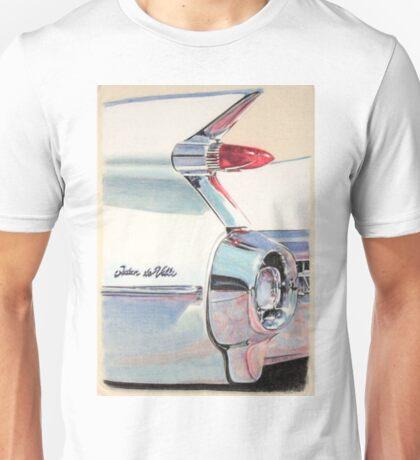 1959 Cadillac Sedan de Ville Unisex T-Shirt