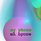 My phone i-phone II by sunnymood