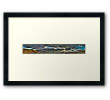 Port Elliot - HDR Framed Print