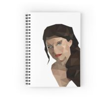 belle - ouat Spiral Notebook