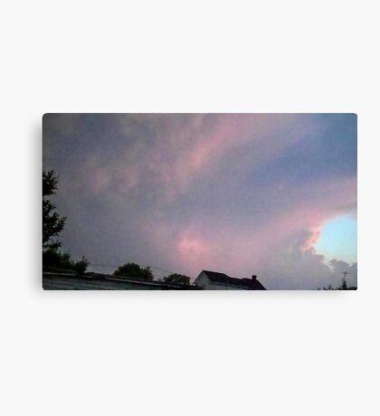 May 5 2012 Storm 111 Canvas Print