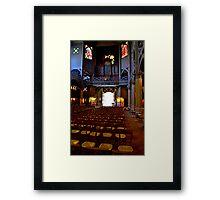 Parish Church Framed Print