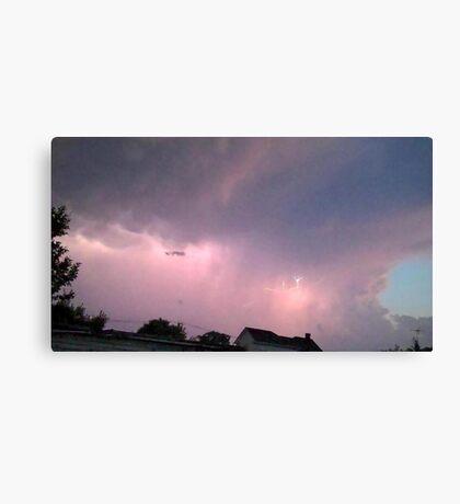 May 5 2012 Storm 125 Canvas Print