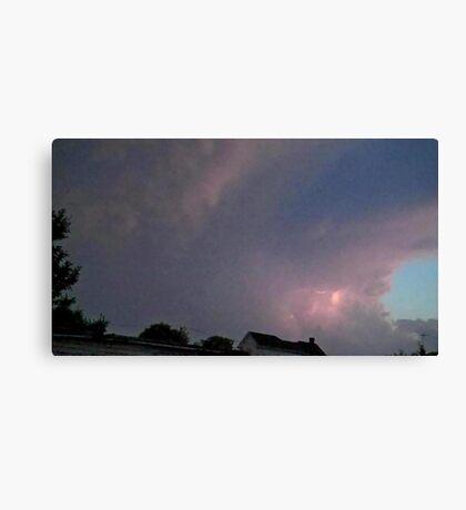 May 5 2012 Storm 126 Canvas Print
