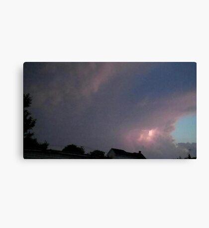 May 5 2012 Storm 127 Canvas Print