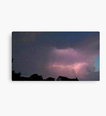 May 5 2012 Storm 138 Canvas Print