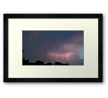 May 5 2012 Storm 139 Framed Print