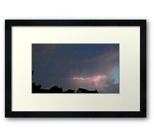 May 5 2012 Storm 141 Framed Print