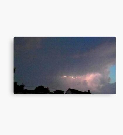 May 5 2012 Storm 141 Canvas Print