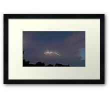 May 5 2012 Storm 142 Framed Print