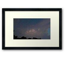 May 5 2012 Storm 144 Framed Print