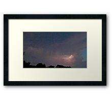 May 5 2012 Storm 147 Framed Print