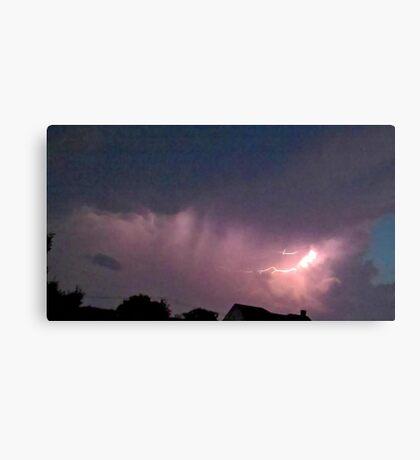 May 5 2012 Storm 150 Canvas Print