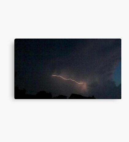 May 5 2012 Storm 151 Canvas Print