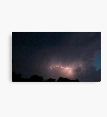 May 5 2012 Storm 154 Canvas Print