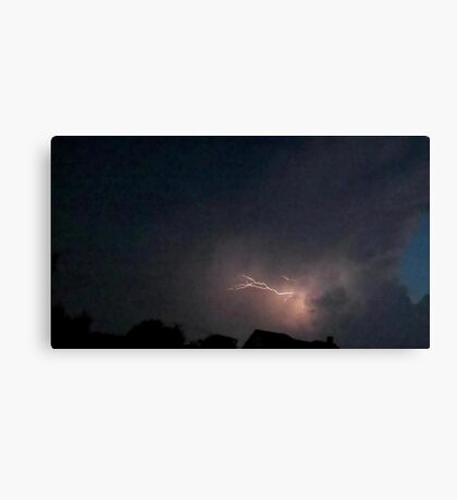May 5 2012 Storm 155 Canvas Print