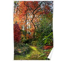 An Autumn Spectrum Poster