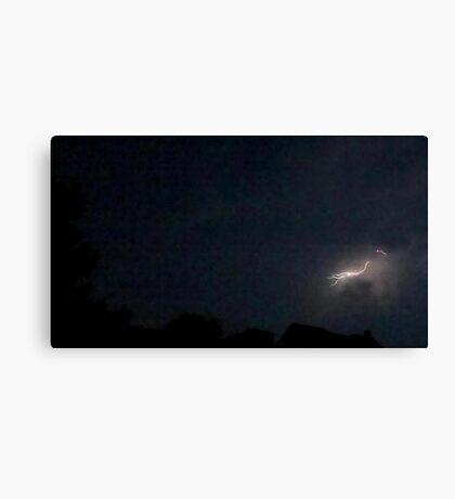 May 5 2012 Storm 160 Canvas Print