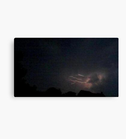 May 5 2012 Storm 161 Canvas Print